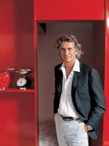 Luca Trazzi Portrait